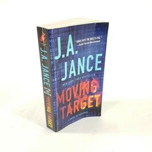Moving Target by J. A. Jance Book Thriller Crime